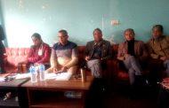 Nisha Kharel Leads ANTUF' Health Workers Union