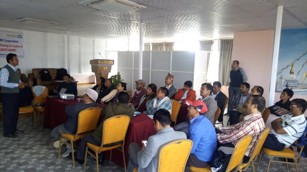 Orientation on Agriculture Workers Concludes in Kathmandu