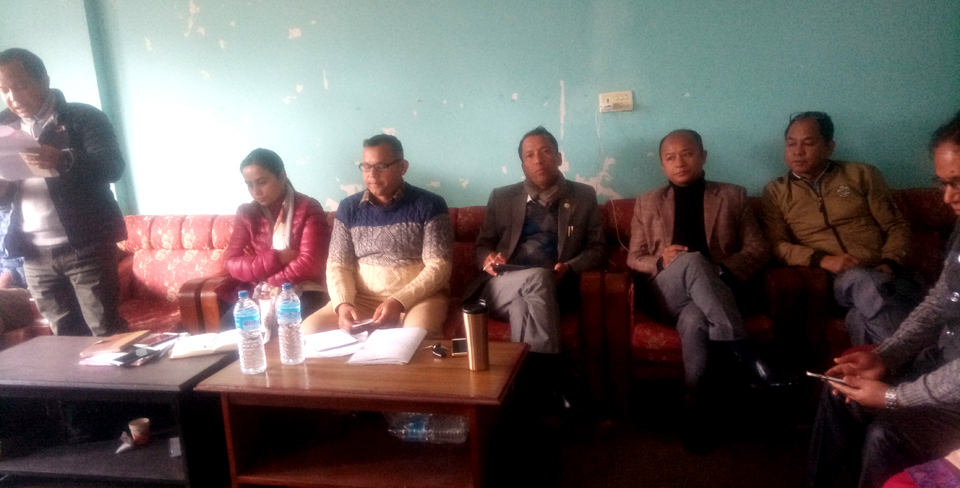 Nisha Kharel Leads ANTUF' Health Workers Union